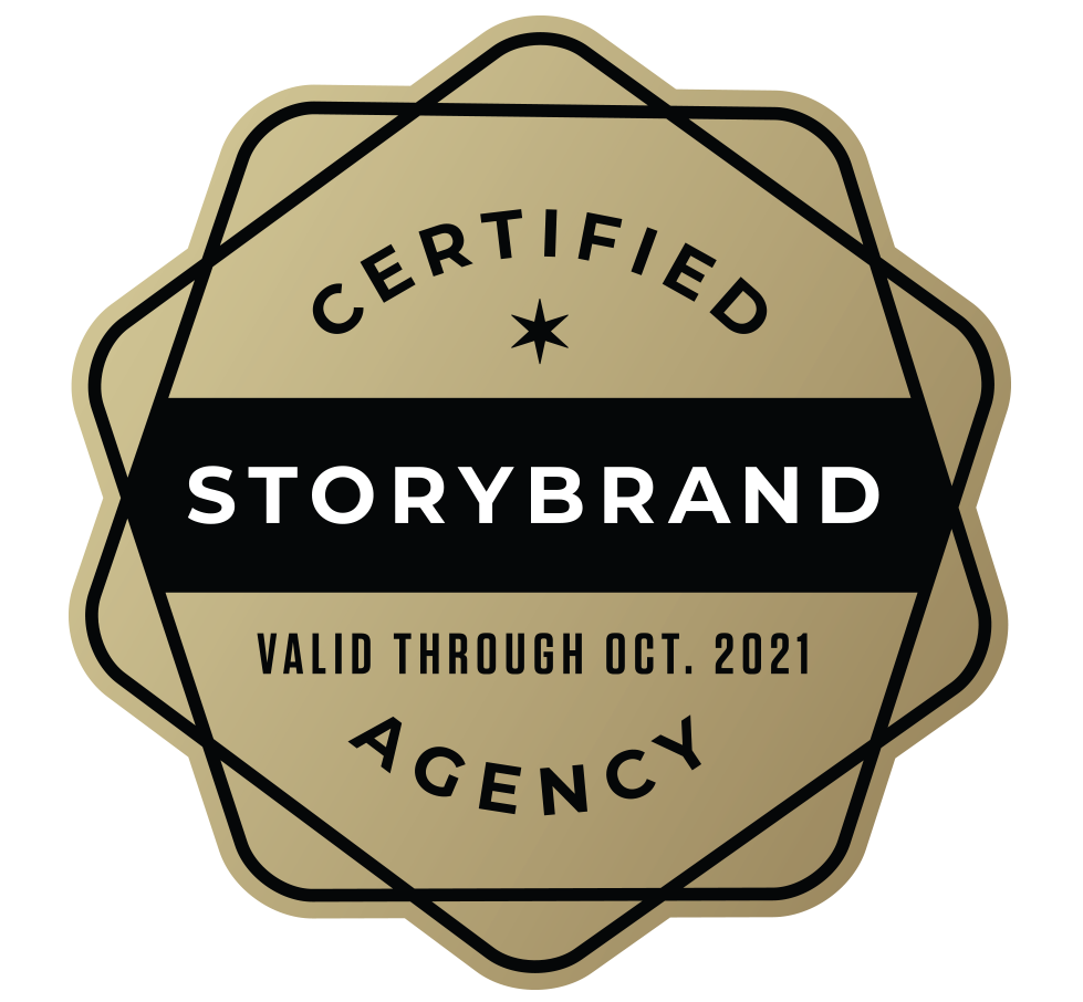 StoryBrand Agency Badge