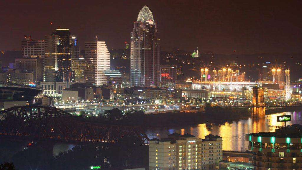 Downtown Cincinnati Video