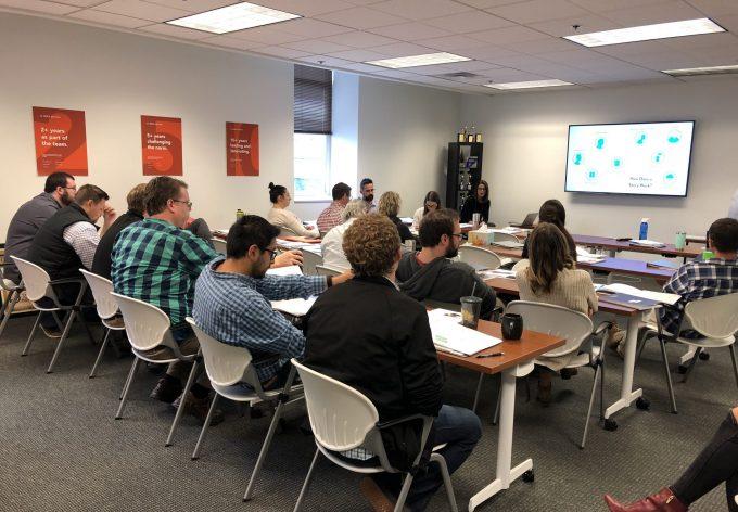 StoryBrand private workshop