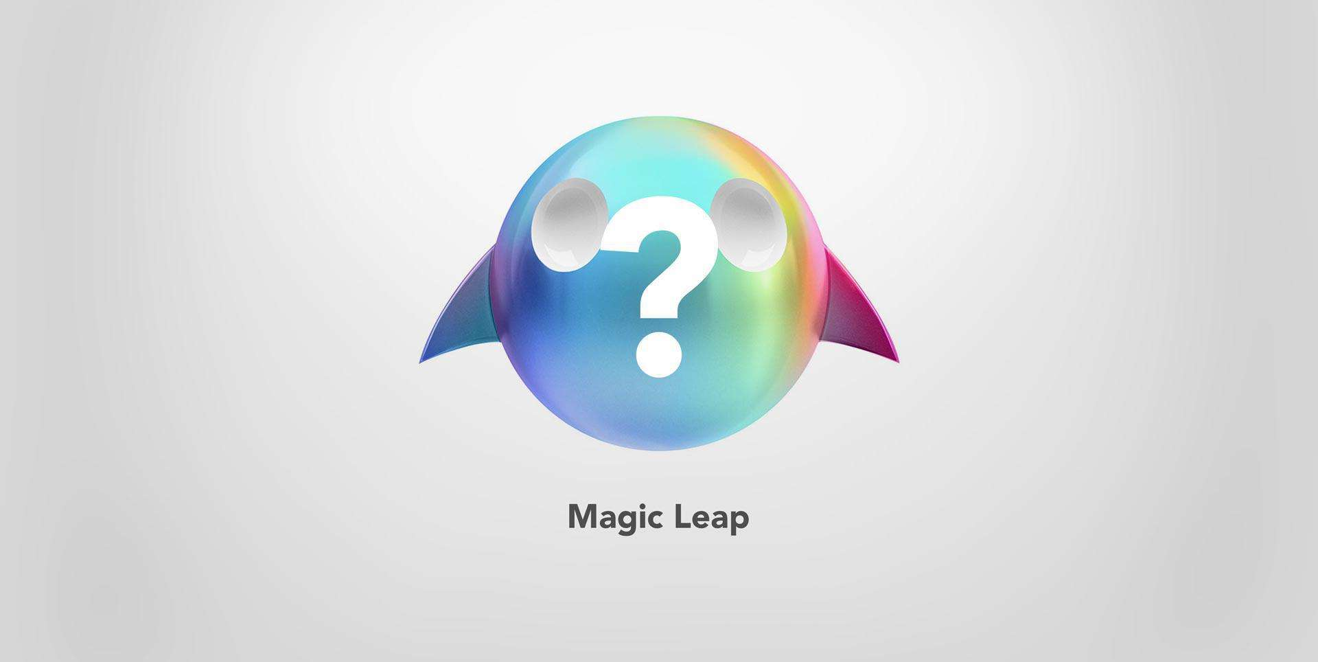 Magic leap mixed reality