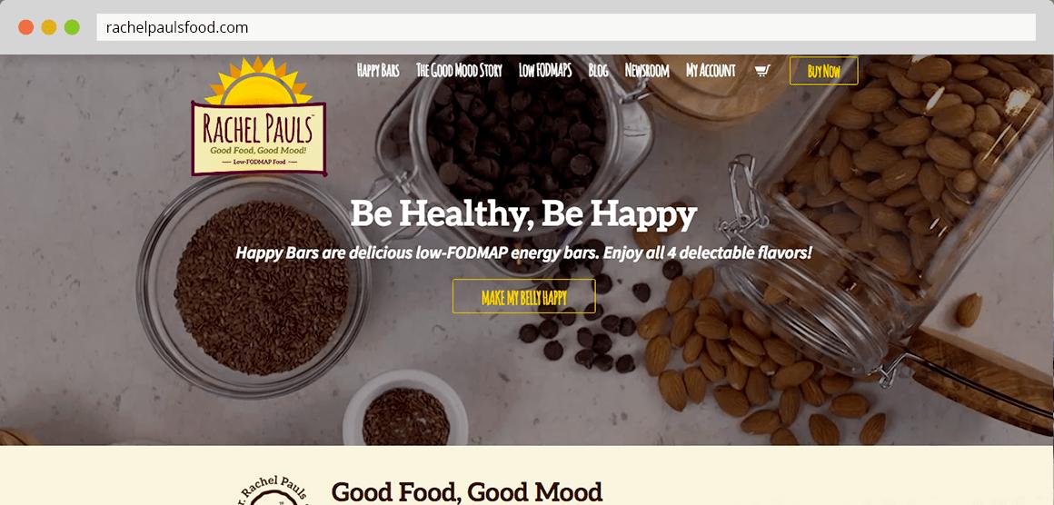 rachel pauls food branding
