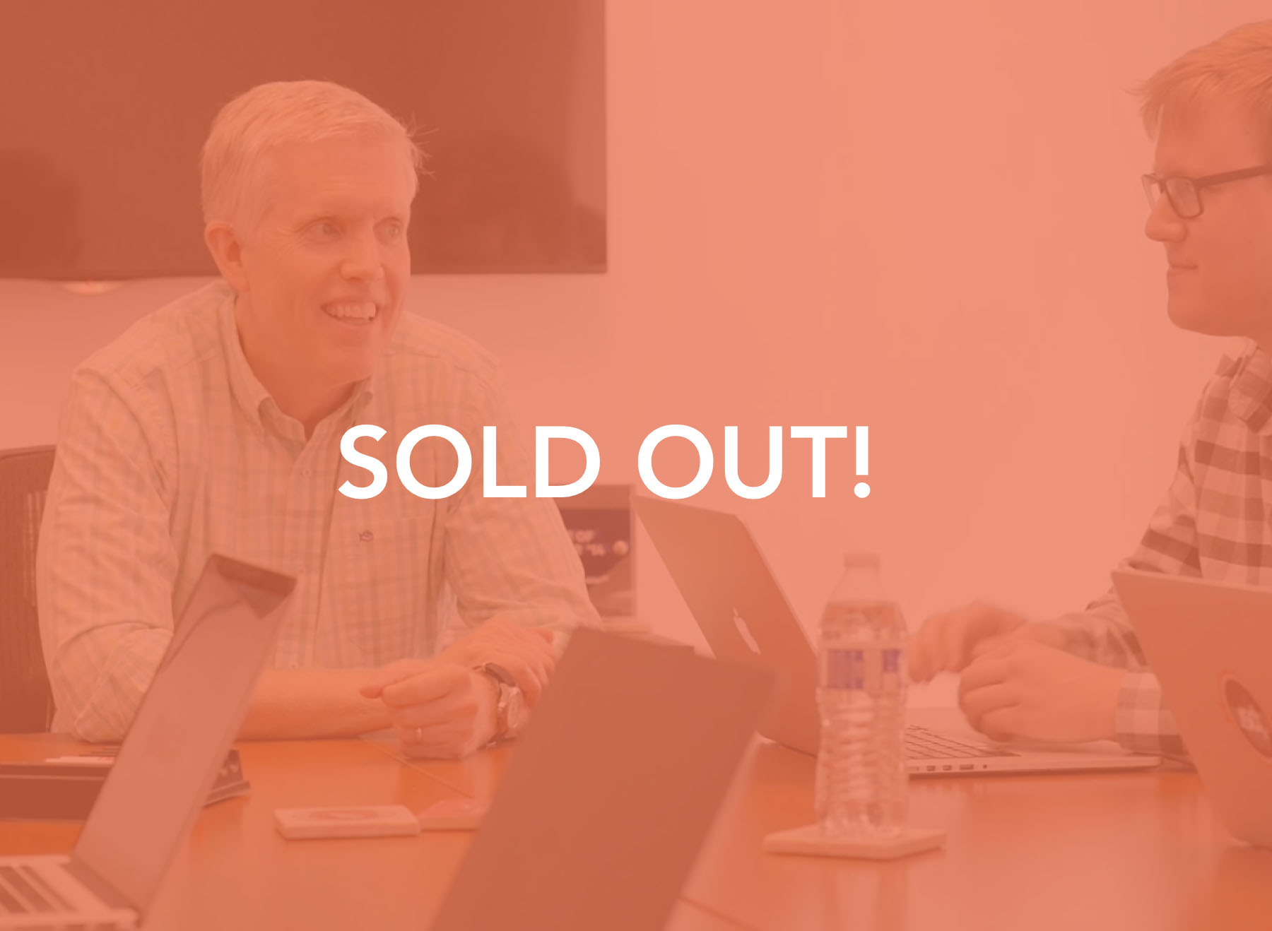 Power Hour Sales Funnel Sold Out