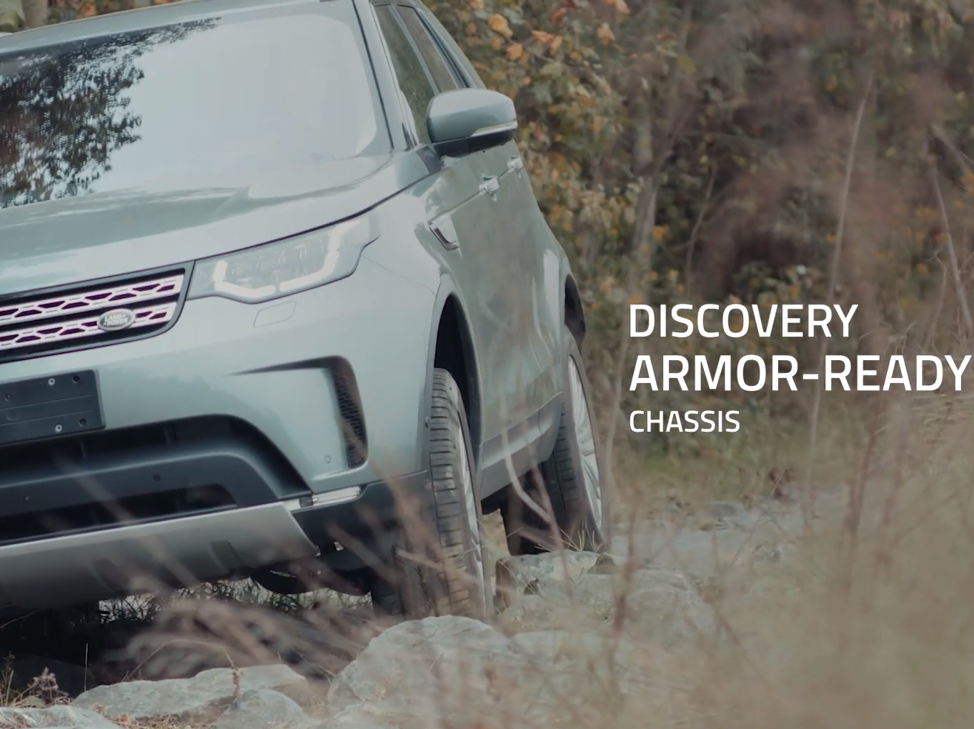 O'Gara Land Rover Video