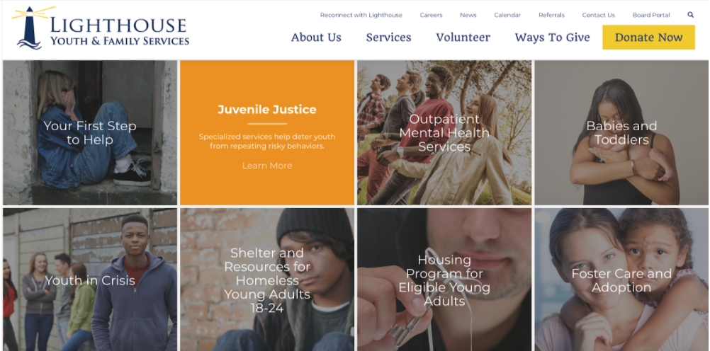 Lighthouse Youth and Family Services
