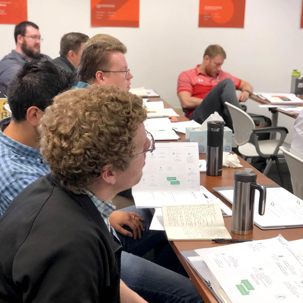 Cincinnati Agency at StoryBrand Certified Guide Training
