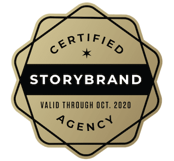 StoryBrand Certified Agency badge