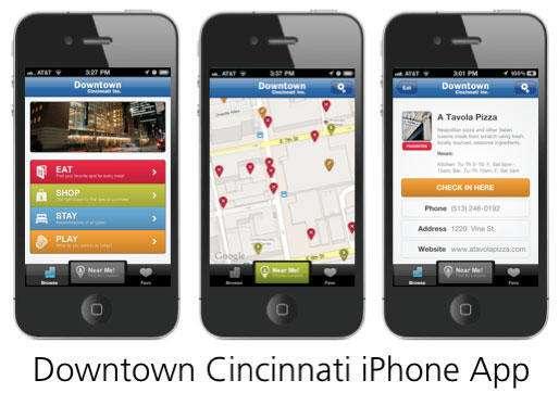 Cincinnati iPhone App