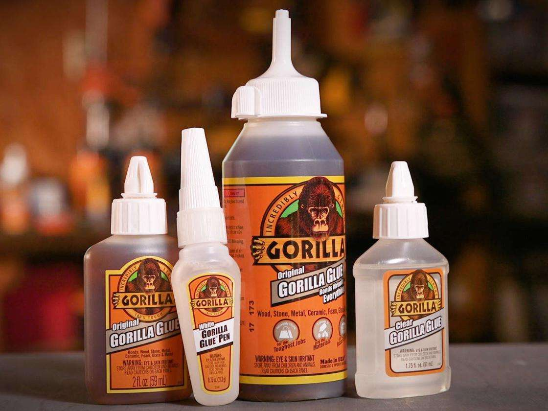 Gorilla Glue product shot