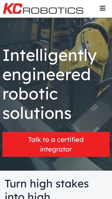 kc robotics mobile