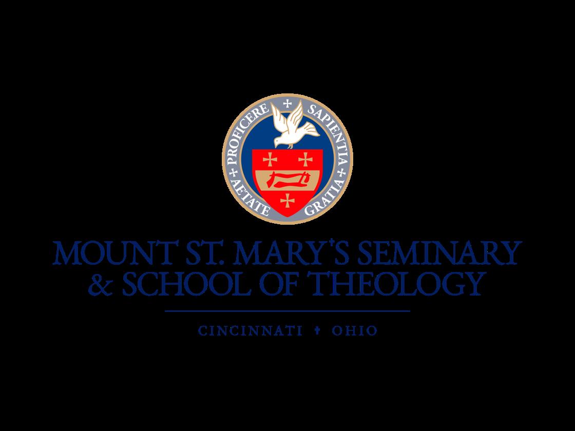 Mount Saint Mary's logo on transparent background