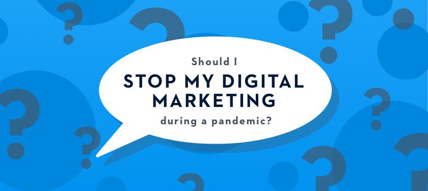 pandemic marketing