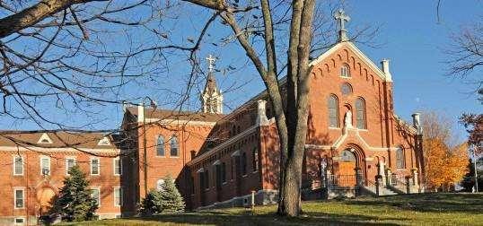 St  Anthony Shrine Now Shines Online