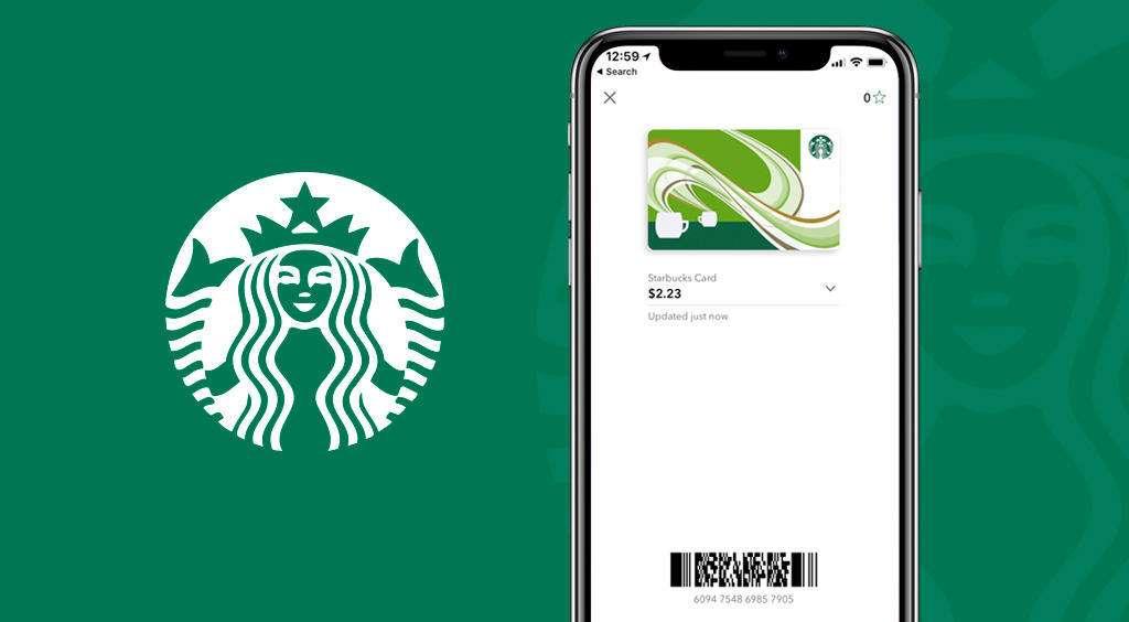 starbucks ecommerce app