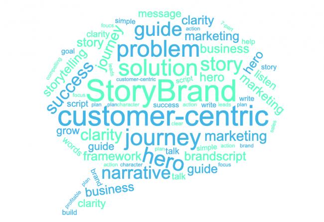 storybrand key phrases