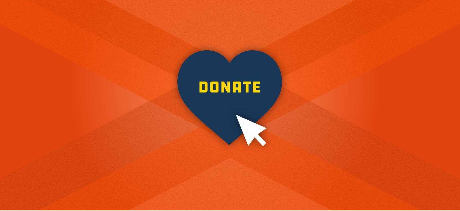 web donations best practices